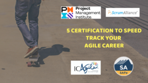 Best Agile Certification
